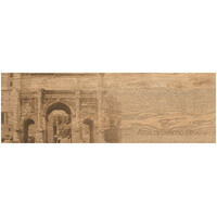 Декор 1 Italian Wood Honey 20х60 (Италиан Вуд Хани 20х60)