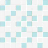Tiffany Mosaic Blue 30x30 (Тиффани Мозаика голубой 30x30)